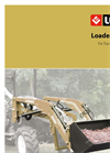 Lewis - Model 15QH - Smallest Garden Compact Tractors Loaders Brochure