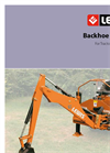 Lewis - Model 120 - Centre Pivot Backhoes- Brochure