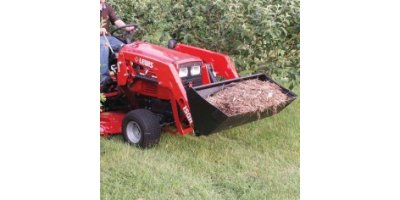 Lewis - Model 15QH - Smallest Garden Compact Tractors Loaders