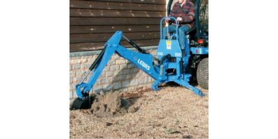 Lewis - Model 110 - Centre Pivot Backhoes
