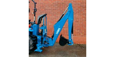 Lewis - Model 120 - Centre Pivot Backhoes