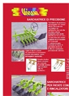 Sarchiatrice Patate Brochure