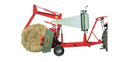 Junior - Wrapper for Round Bales
