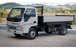 Model JAC HFC 1035 - Trucks