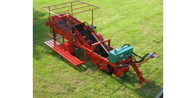 Carlotti - Model GREEN 650/5 - 750/5 - Single-Row Potato Digger-Harvester