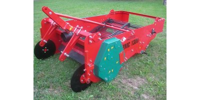 Carlotti - Model ZMC 1300 - Onions Digger Machines
