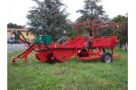 Carlotti - Model GREEN 650/5 - 750/5 - Onions Harvester