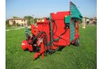 Carlotti - Model SPRING ALX-RH - Single-row Potato Digger-Harvester