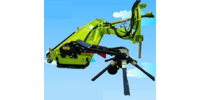 Calderoni - Model CP - Tool Removes Pruned Branches