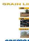 Model CRX - Folding Grain Platforms System Brochure