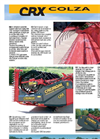 Model CRX Colza - Grain Cutting Platforms System Brochure