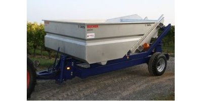 Bucher Vaslin - Model RV/RVE - Vibrating Trailers Delta
