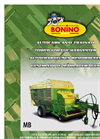 Model AB 30, 40 & 45 TR - One Axles Self-Loading Cutter Wagons- Brochure