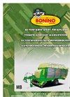 Model 45/50, 60/70 & MB 80 - Chain-Driven Self-Loading Conveyor Wagon Brochure