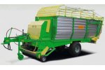 Model 45/50, 60/70 & MB 80 - Chain-Driven Self-Loading Conveyor Wagon