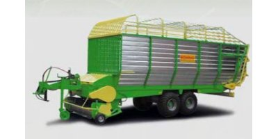 Model DB 75, 80 & 90 - Self-Loading Wagons with Fork Rotor
