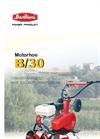BARBIERI - B/30 - Motor Hoe Brochure