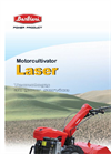 Model FLEX 2+2 - Walking Tractor- Brochure