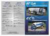 ATOM DISINFECTION - Model 2000/1000 - Self-Propelled Sprayer Brochure