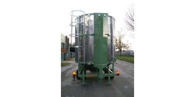 AGRIMEC - Model AS 400 - Grain Dryers