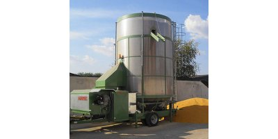 AGRIMEC - Model AS 500 - Grain Dryers