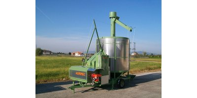 AGRIMEC - Model AS 600 - Grain Dryers