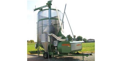 AGRIMEC - Model AS 1000 - Grain Dryers