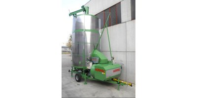 AGRIMEC - Model AS 1150 - Grain Dryers