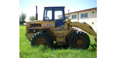 Model BEN-FRA 7512R - Wheel Loaders