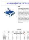 Model COMBI-P - Tiller Cultivator- Brochure