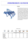 Model CH-LM - Hydro Pneumatic Tiller Cultivators Brochure