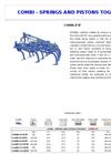 Model COMBI-P3F - Tiller Cultivator Brochure