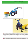 Model DT 300 - Brushcutter Brochure