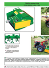 Model 118/H - Flail Mowers - Brochure