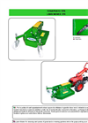 Model TPR - Lawn Mowers - Brochure