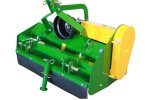 CARLI Trincia - Model 118/3P H - Suitable for Mini Tractors with 3 Point Hitch