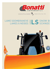 Model LS Series - Snow Blades Brochure