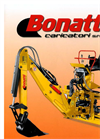 Model RET Series - Backhoe Loaders Brochure