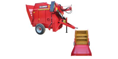 1 Roller Straw Spreader