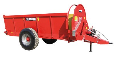 Model A 75 - Open Field Front Laterally Manure Spreader