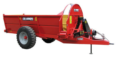 Model A55 - Open Field Front Laterally Manure Spreader
