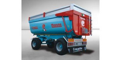 Crosetto - Model CMRC14T - Double Axle Trailer
