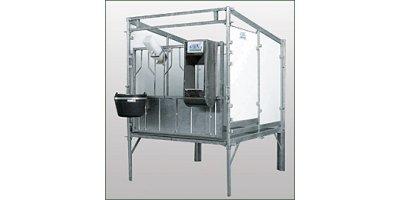 Model Super  - Cages for Calves