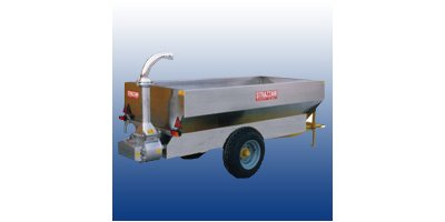 Model G2 - Trailer with Elliptic Rotor Pump