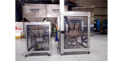 Model MFH3020 - Automatic Central  Hatchery Feeder System