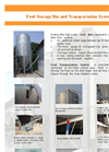 Feed Storage Bin and Transportation System Brochure