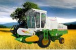Shifeng golden Eagle - Model 2008A - Combine Harvester