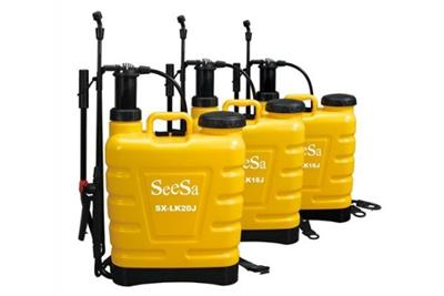 Seesa - Model SX-16J,18J,20J - 16L 18L 20L Plastic PP PE Knapsack Manual Sprayer for Agriculture