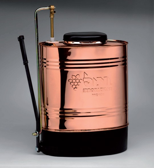 Copper Knapsack Biodynamic Sprayer-1