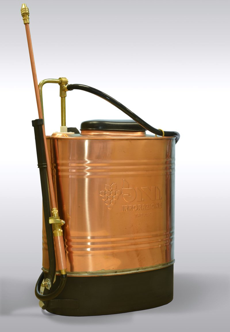 Copper Knapsack Biodynamic Sprayer-2